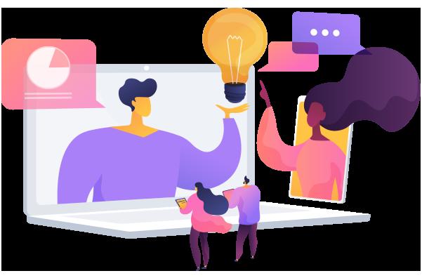 A Digiclowd é o Centro de Eventos digitais completo que seu negócio, seus consumidores, seu público ou seus colaboradores e parceiros precisam