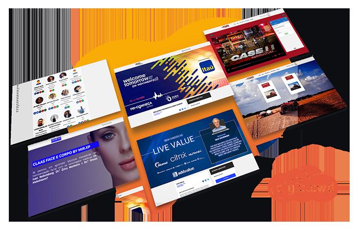 Digiclowd a plataforma de eventos digitais