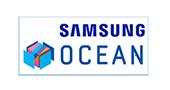 Logo Samsung Ocean